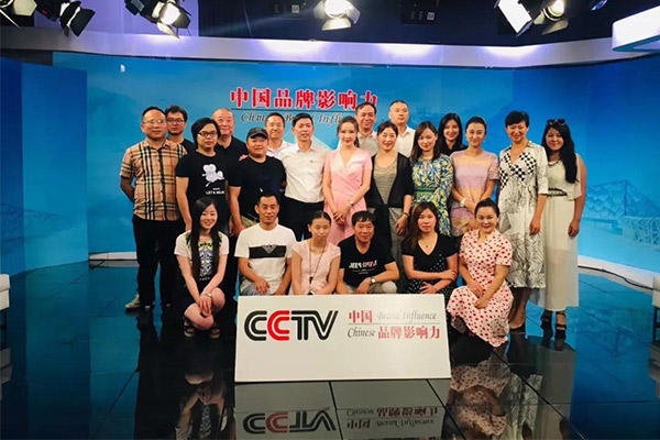 """Interview with CCTV """"Chinese Brand Influence""""—Goalong Liquor group."""