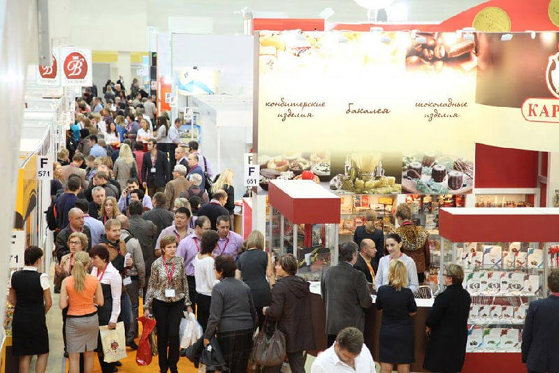 Welcome to visit our booth at C163 on the World Food Moscow 2016