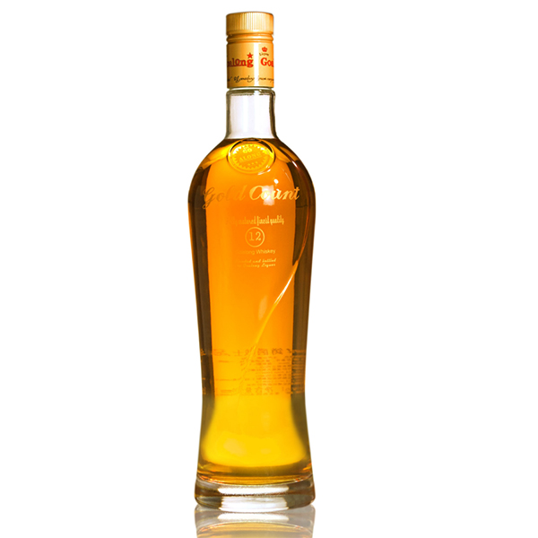 Goalong Gold Cont Whisky 700ml 40% v