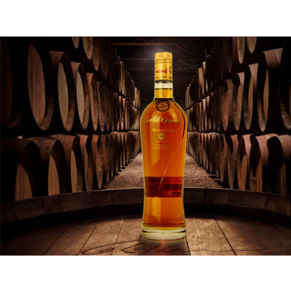 Goalong Gold Count  whisky 700ml 40%abv
