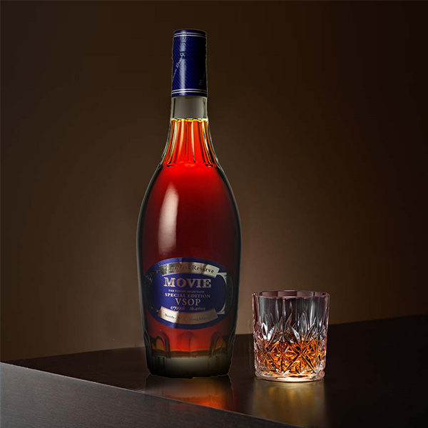 Goalong Movie VSOP brandy 700ml 40%abv