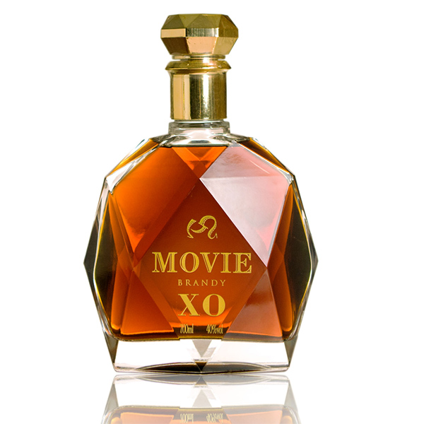 Goalong Movie XO brendi 700ml 40% abv