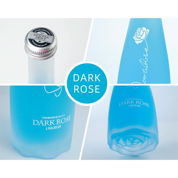 Licor sabor llimona sal marina rosa fosca 700ml / 375ml 3.5% abv