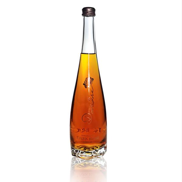 Lichior aromat de lichiu de trandafir închis 700ml 23% vol / 13% abv