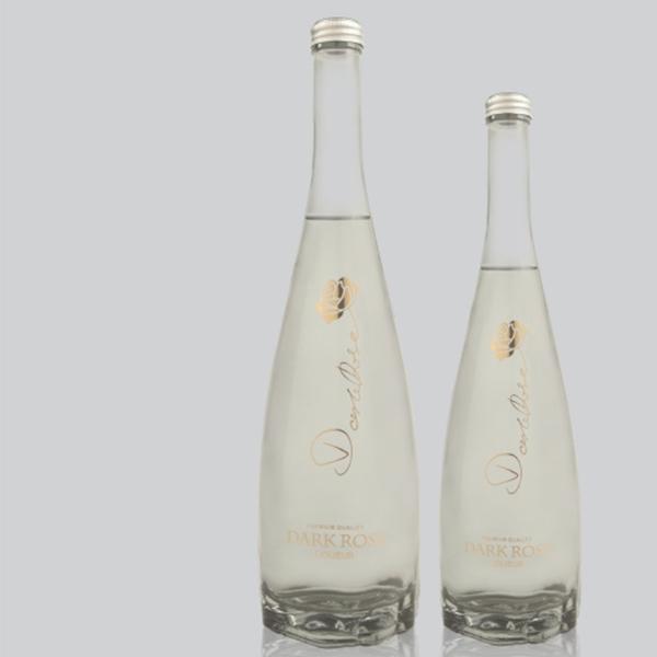 ダークローズシャンパン700ml / 375ml 3.5%abv