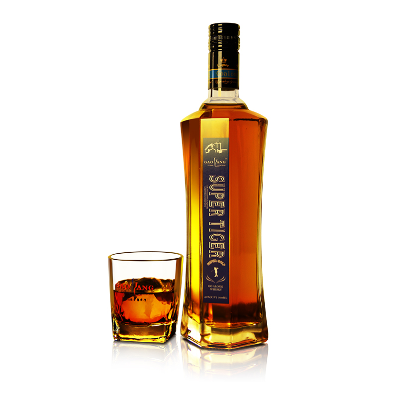 Goalong Super Tiger  whisky 700ml 40%abv