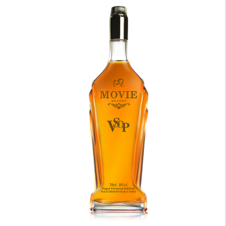 Movie VSOP brandy 700ml 40%abv