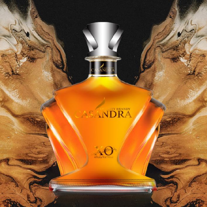 Movie napoleon brandy XO liquor 700ml 40%abv