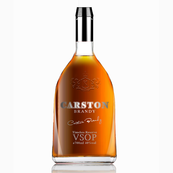 Goalong Royal Carlston brandewyn VSOP spiritus 700ml 40% abv
